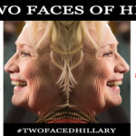 Two-Faced Hillary MEME